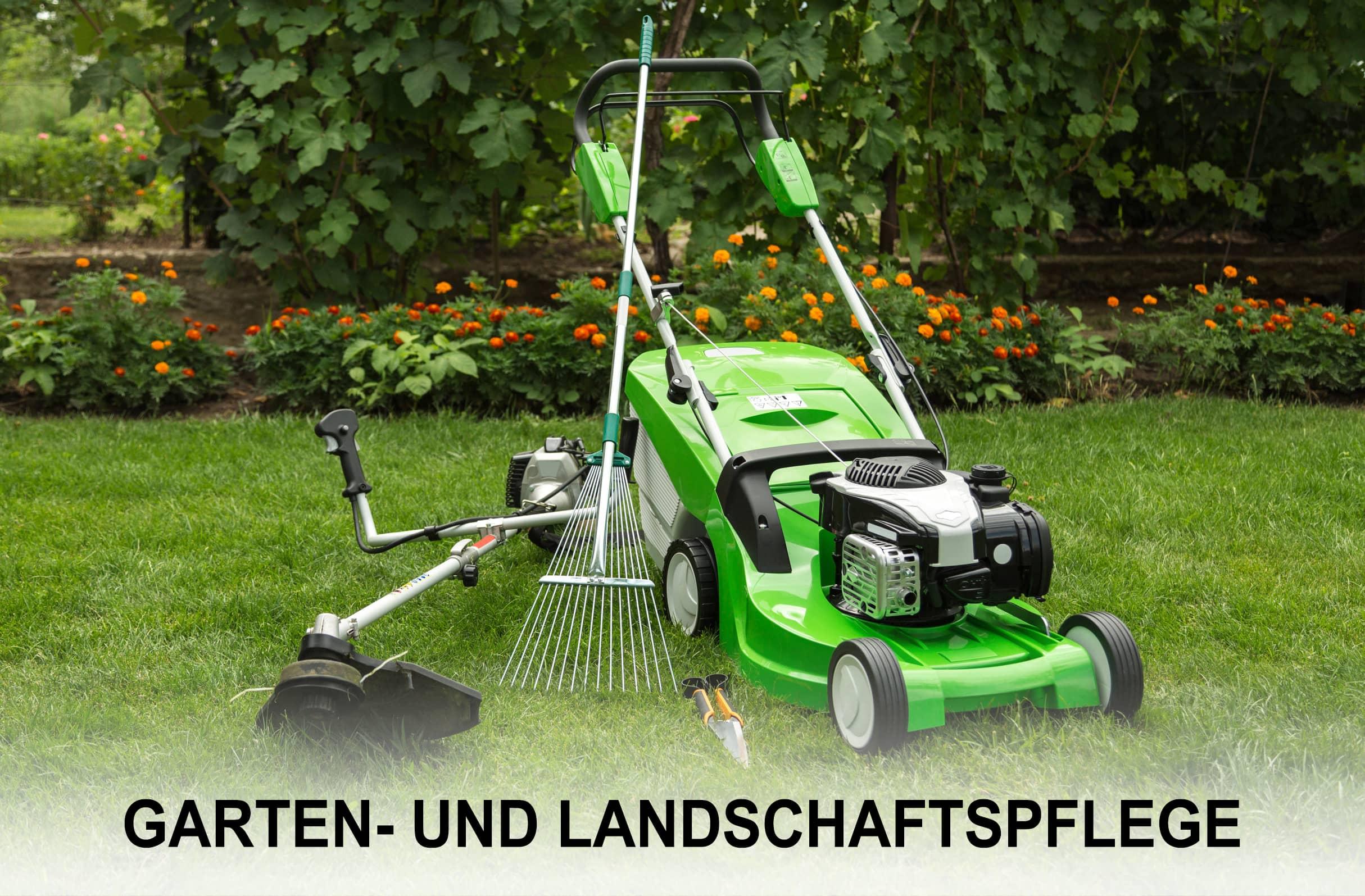 Garten- und Landschaftspflege